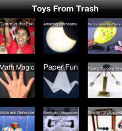 Toys From Trash / Arvind Gupta