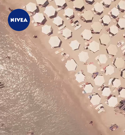 Nivea Wellness Beach Party