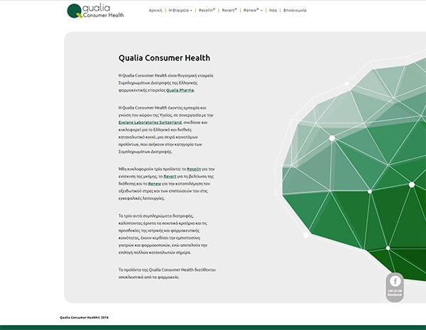 qualia consumer health-about
